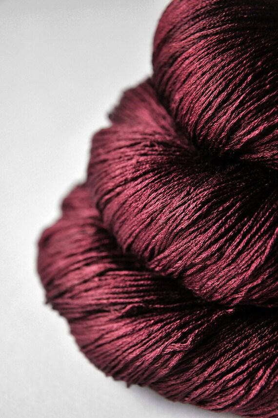 Fallen dark soul - Silk Yarn Lace weight