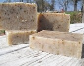Patchouli and Clove w/Olive oil and shea butter soap