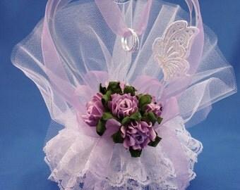 Cake Topper, Butterflies in My Heart 724