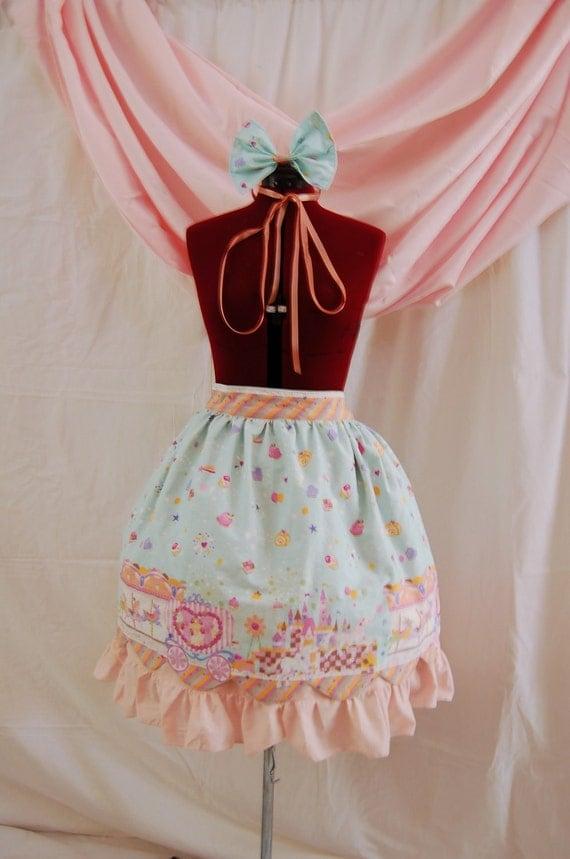 Carousel Dream Sweet lolita skirt