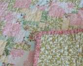 Shabby Chic Mini Quilt