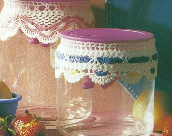 crocheted Edging - Border -  Sweet Jam