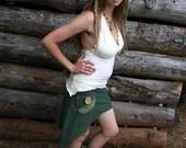 Mini Spring Fling Skirt-Hemp and Organic Cotton by Hempress Arise