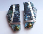 Abstract Earrings, Sue Reed