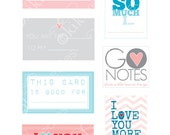 Go Notes for Her..a little love on the go.