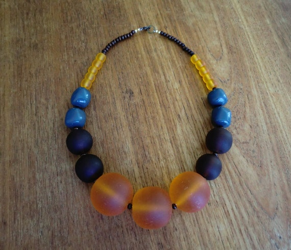El Desierto Fair Trade Necklace
