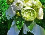 Ranunculus Brides Bouquet