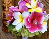 Tiki  brides bouquet