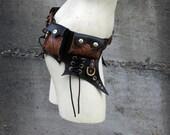 Handmade Deluxe Leather Belt Bag