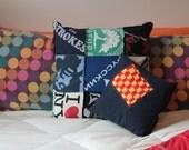 Closet Quilt Pillow