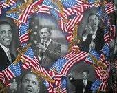 Obama Scrub Top