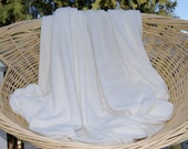 BAMBOO Baby Terry Fabric , Certified Organic,  by the yard