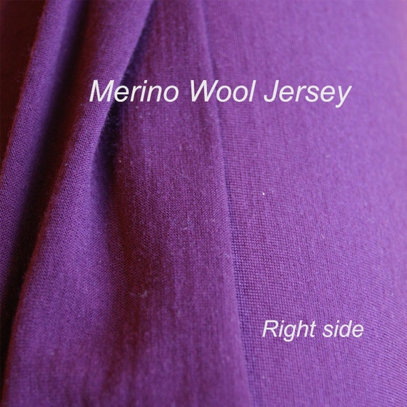 Merino Wool Fabric By The Yard