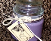 Choose Scent Soy Jar Candle 4oz