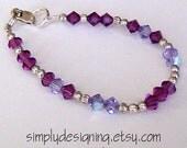 Luxe Swarovski Crystal Bracelet