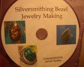 Silversmithing Silver Bezel Jewelry Making