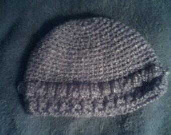 Lilac Baby Cap