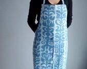 BLUE apron - sale