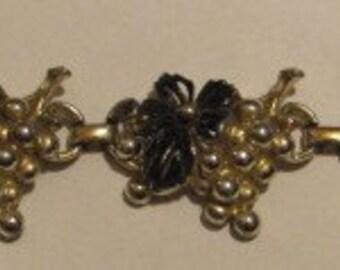 Sarah Coventry 1950's Grapevine Bracelet