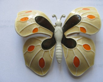 The West German Butterfly That Flew in From the 60's/70's