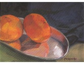 Reflection of Oranges