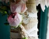 Bride Dictionary Charm, Wedding Bouquet Charm by Kristin Victoria Designs