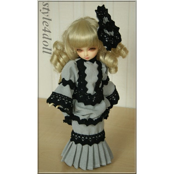 "style4doll  ""Victorian dress""  for VOLKS  - YoSD 1/6 bjd"