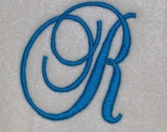 Fancy Monogram Embroidery Machine Alphabets Fonts and Monogram Sets 10184
