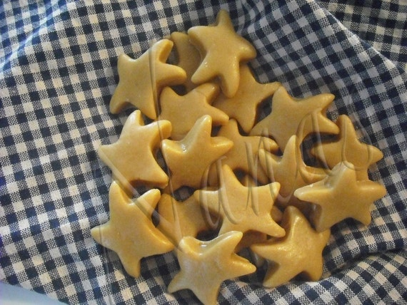Country Prim Star Cozy Home Scented  Candle Tarts  Melts