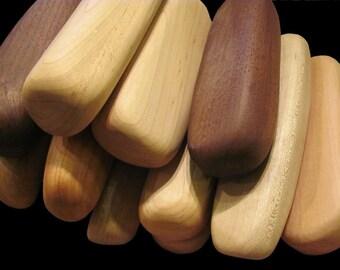 wooden shaker rattle