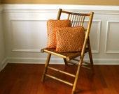 Vintage Folding Chair. Bamboo Cane Folding Chair. Bohemian Chic. Beach Chair. Side Accent Chair. Closet. Eclectic Decor. Vestiesteam.