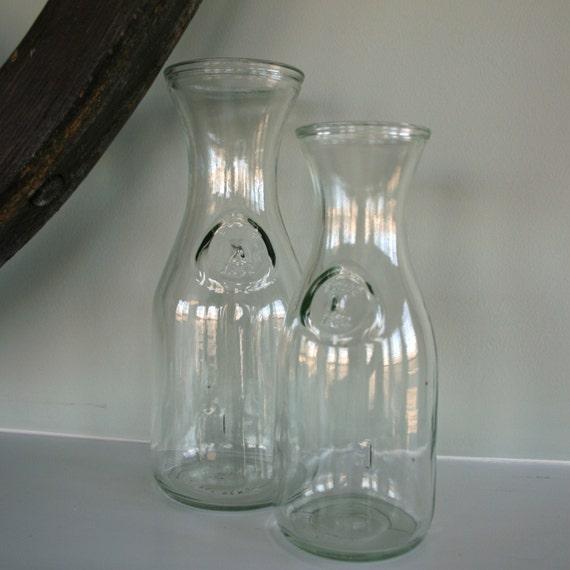 Deep South. Vintage Collection Milk Jug Bottle Glass Since 1852