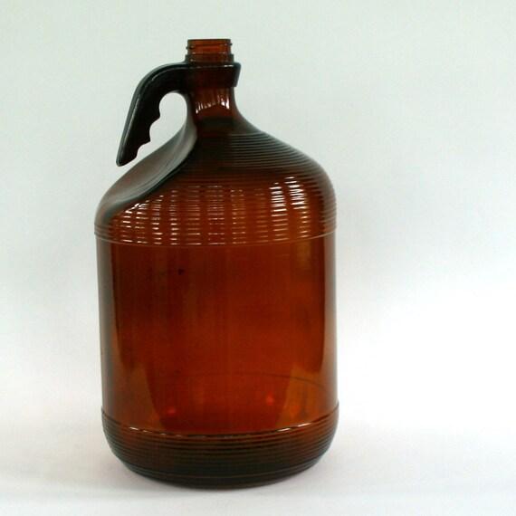 Industrial Bottle Home Decor Purex Bleach Jug By