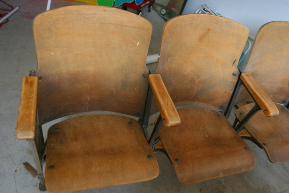RESERVED. Movie Theater Chairs. Folding Cinema Seats. Natural. Industrial Home Decor. Modern. Entryway. Bench. Vestiesteam .