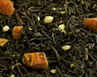 1 oz Peach Ginger black tea