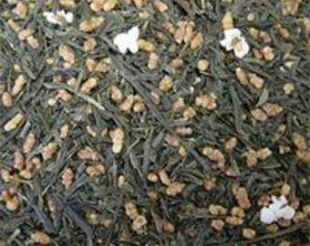 1 oz Genmai Cha Tea Organic