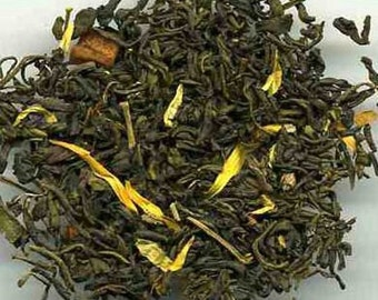 1 oz Mango Green Tea