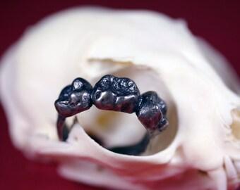 Crown of Teeth Ring