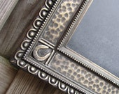 "WESTERN DECOR CHALKBOARD Kitchen Horseshoe Motif Cabin Rustic Decor Chalkboard Modern Decor 24""x21"" Blackboard Menu Board"