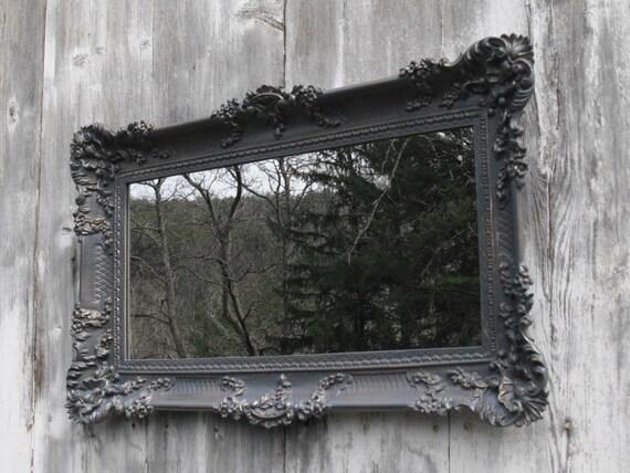Hollywood Regency Mirror Ornate Baroque The Renaissance Old
