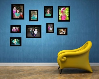 Picture Frames Vinyl Wall Decals