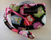 Padded Zippered Gadget Wristlet for IPod, Cell Phones, Small Cameras, MP3 Players,I.D., Credit Cards