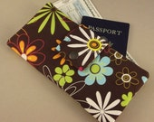 Dollbirdies Long Boarding Pass Passport Wallet LAST ONE