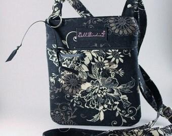 Dollbirdies Mini Travel Hipster/Passport Bag