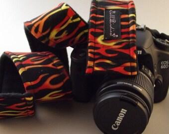 Reduced  Dollbirdies Camera Strap Sleeve