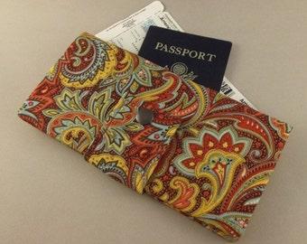 Dollbirdies Long Boarding Pass Passport Wallet Last One