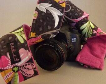 Dollbirdies Camera Strap Sleeve Last One This Fabric