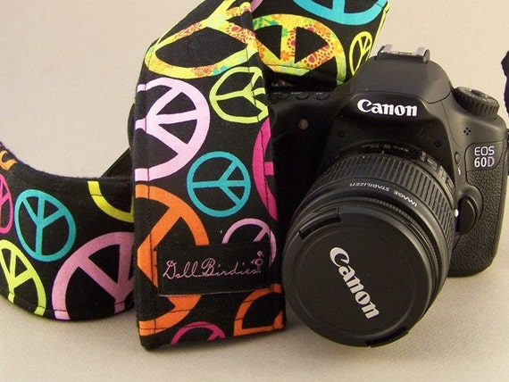 Dollbirdies Camera Strap Sleeve
