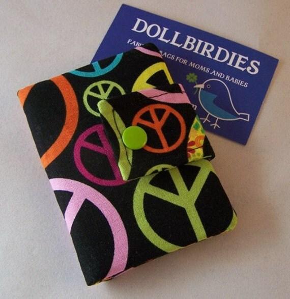 Dollbirdies Mini Card Case Wallet