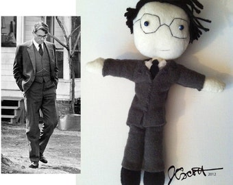 ATTICUS FINCH DOLL - Gregory Peck